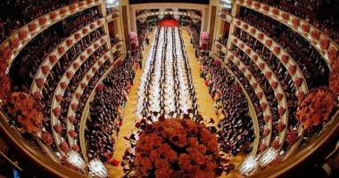 أوبرا فيينا تفتح أبوابها للجمهور بعد توقف 3 شهور بحضور 100 شخص فقط