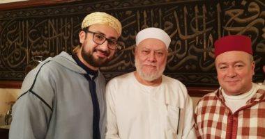 فرقة ابن عربى تنعى شيخ الصوفية المغربى محمد بن المختار الوزانى