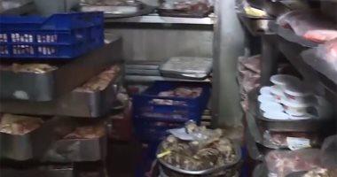 فيديو..الداخلية تداهم مخازن الأغذية الفاسدة بالقاهرة والمحافظات