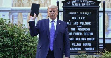 الرئيس الأمريكي ترامب: فيديو خنق فلويد شكل لي 8 دقائق من الرعب والعار