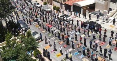 """ديانا كرزون عن أول صلاة جمعة بالأردن: """"شعب يلتزم وصلاة بشكل حضارى"""".. فيديو"""