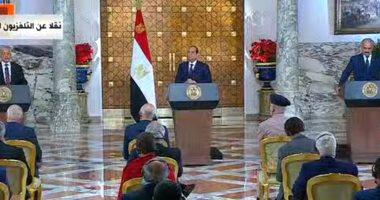 حفتر: الجيش الليبي يعمل على استعادة سيادة الدولة وطرد المستعمرين الأتراك