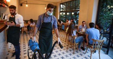 إعادة فتح المقاهى والفنادق فى العاصمة الأردنية
