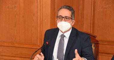 وزير السياحة: لا استعجال لفتح كل الفنادق ويهمنا صورة مصر فى الخارج