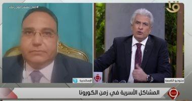 استشارى نفسى: المرأة المصرية الأولى عالميا فى ضرب الزوج (فيديو)