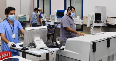 السعودية نيوز |                                              تدشين مستشفى ميداني على مساحة 8 آلاف متر مربع بجدة.. صور
