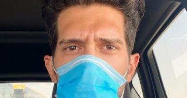 بعد ظهوره بالكمامة.. أحمد مجدى يطلق على نفسه لقب جديد.. تعرف عليه