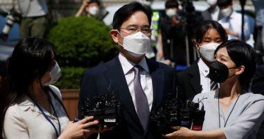 وريث سامسونج يمثل أمام المحكمة مجددا فى كوريا الجنوبية