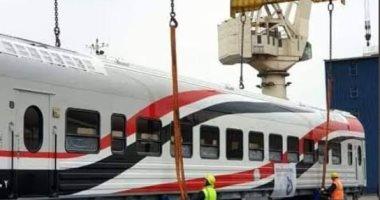السكة الحديد تعلن وصول دفعة عربات جديدة قادمة من روسيا خلال أيام