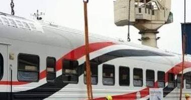 السكة الحديد: وصول دفعة عربات سكة حديد روسية جديدة خلال أيام