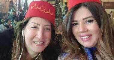 رانيا فريد شوقى: شقيقتى حالتها مستقرة وتتواجد فى الحجر المنزلى