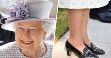 """""""سيدة القدم"""" من هى المرأة التى تسبق الملكة إليزابيث فى ارتداء أحذيتها؟"""