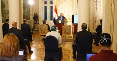 صور.. وزير المالية: مصر نجحت ألا يشعر المواطن بنقض فى أى سلعة أو خدمة