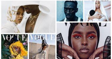 """""""فوج أفريقيا"""" إصدار وأغلفة تخيلية للمجلة الشهيرة لدعم Black Lives Matter.. صور"""