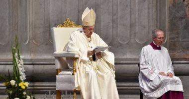 البابا فرنسيس يطالب بالحفاظ على البيئة البشرية وحمياتها من الدمار