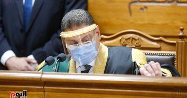 """""""الجنايات """" تستكمل غدا إعادة محاكمة 12 متهما بـ""""أحداث مجلس الوزراء"""""""