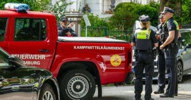 مفاجأة غير سارة أثناء إخلاء شقة بهامبورج بعد العثور على قنبلة خطيرة