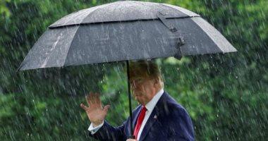 ترامب قبل زيارة مستشفى عسكرى: سأرتدى قناعا طبيا