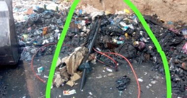 شركة النظافة بالإسكندرية تصدر بيانا حول مشكلة تراكم القمامة بشمال المتراس