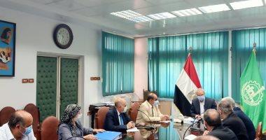 محافظ القليوبية: إنشاء رمبات لذوى الاحتياجات الخاص بالممشى النيلى (صور)
