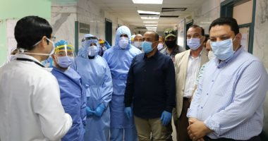 """""""صحة السويس"""": 81 إصابة جديدة بفيروس كورونا بإجمالى 1072 حالة بالمحافظة"""