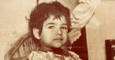 """طول عمرى بموت فى الأكل.. بسمة تستعيد ذكرياتها فى فترة طفولتها """"صورة"""""""
