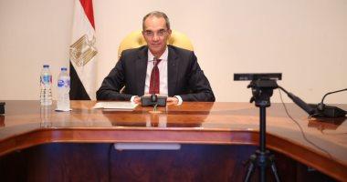 وزير الاتصالات: 36 خدمة حكومية رقمية ستكون متاحة عبر الإنترنت للمواطنين