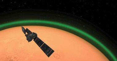 ظاهرة فلكية غريبة تُرصد لأول مرة على كوكب المريخ