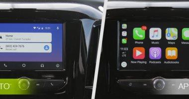 إيه الفرق بين نظامى Apple CarPlay و Android Auto للسيارات؟