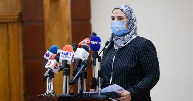 """وزيرة التضامن لـ""""الإبراشى"""": يتم تركيب كاميرات مراقبة فى دور الأيتام"""