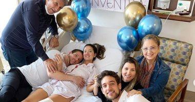 """فيديو وصور.. """"بابتسامة ساحرة وأمل فى الحياة"""".. بتر ساق ملكة جمال كولومبيا دانييلا ألفاريز"""