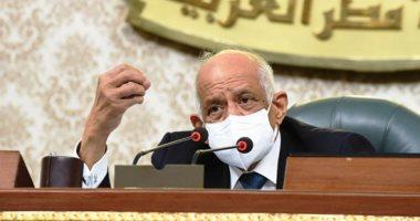 """رسائل رئيس البرلمان للحكومة والشارع المصرى خلال جلسات """"النواب"""""""