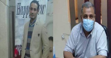 نقابة أطباء الأقصر تهنئ أمين وعضو مجلس النقابة لشفاؤهما من كورونا