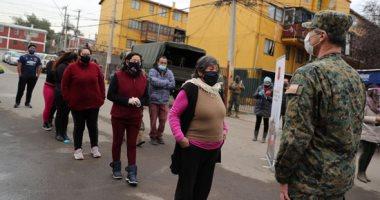 إغلاق عاصمة تشيلى وسط ارتفاع حالات الإصابة بفيروس كورونا