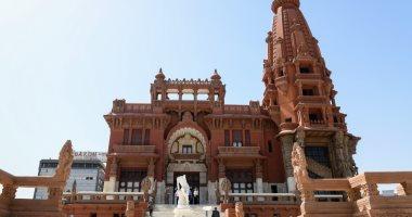 وزير السياحة والآثار يضع اللمسات الأخيرة لمشروع ترميم قصر البارون إمبان