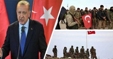 سوريا: النظام التركى ومرتزقته يعتدون بالقذائف على قرى بريف حلب الشمالى