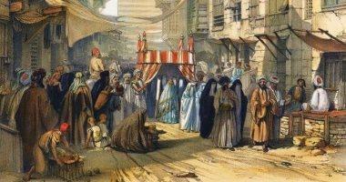 """الحى أصله إيه.. شارع """"المعز"""" شاهد على العصر الفاطمى وعرف باسم قصبة القاهرة"""