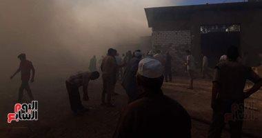 تحقيقات النيابة : ماس كهربائى سبب حريق مجمع سينمات القاهرة الجديدة