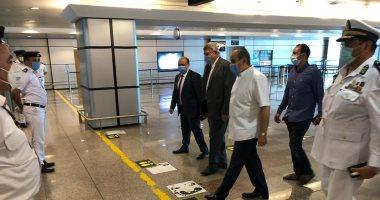 نائب وزير الطيران: مطارات جديدة أهمها البردويل.. وبيع أرض مطار النزهة