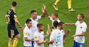 إلغاء مباراة فى الدوري الروسي لإصابة 9 أفراد من فريق واحد بـ كورونا