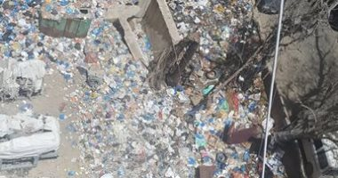 شكوى من انتشار القمامة بشارع الملازم بسيونى بالعصافرة فى الإسكندرية