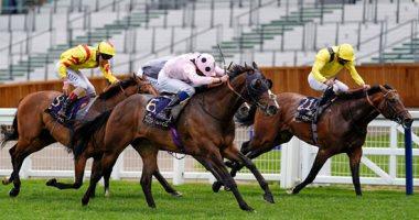"""بدون جمهور .. عودة منافسات سباق الخيول التاريخى """"رويال أسكوت"""" فى بريطانيا"""