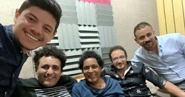أغنية جديدة تجمع الكينج محمد منير مع محمد رحيم