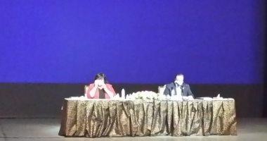 انطلاق اجتماع التصويت على جوائز الدولة بمسرح الأوبرا الكبير