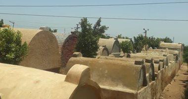 استغاثة لإنارة مقابر قرية بشتامى مركز الشهداء بالمنوفية