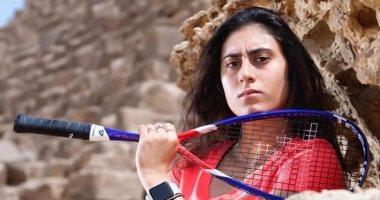 معلومة رياضية.. نور الشربينى أصغر لاعبة تتوج ببطولة عالم فى جميع الرياضات