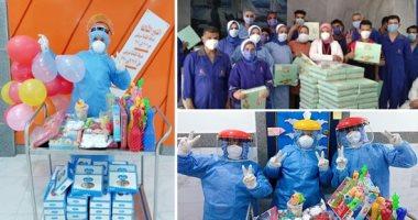 عميد طب أسوان: تعافى 19 من الأطقم الطبية من فيروس كورونا