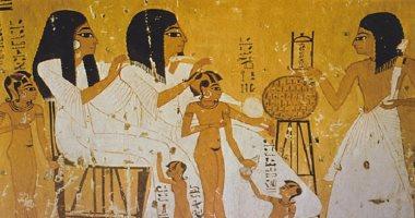 """طقوس لا تتخيلها بـ مصر القديمة.. إطعام الأم """"زبل الفأر""""  لتسهيل الولادة الأبرز"""