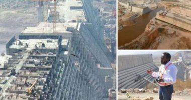 أخبار × 24 ساعة..الرى: أثيوبيا ترفض إدراج منحنى التشغيل السنوى لسد النهضة
