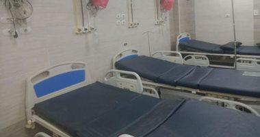جامعة أسيوط: تشغيل 30 سرير عناية متوسطة بالمستشفى الجامعى لخدمة مرضى كورونا